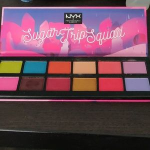 (used once)Sugar trip squad NYX